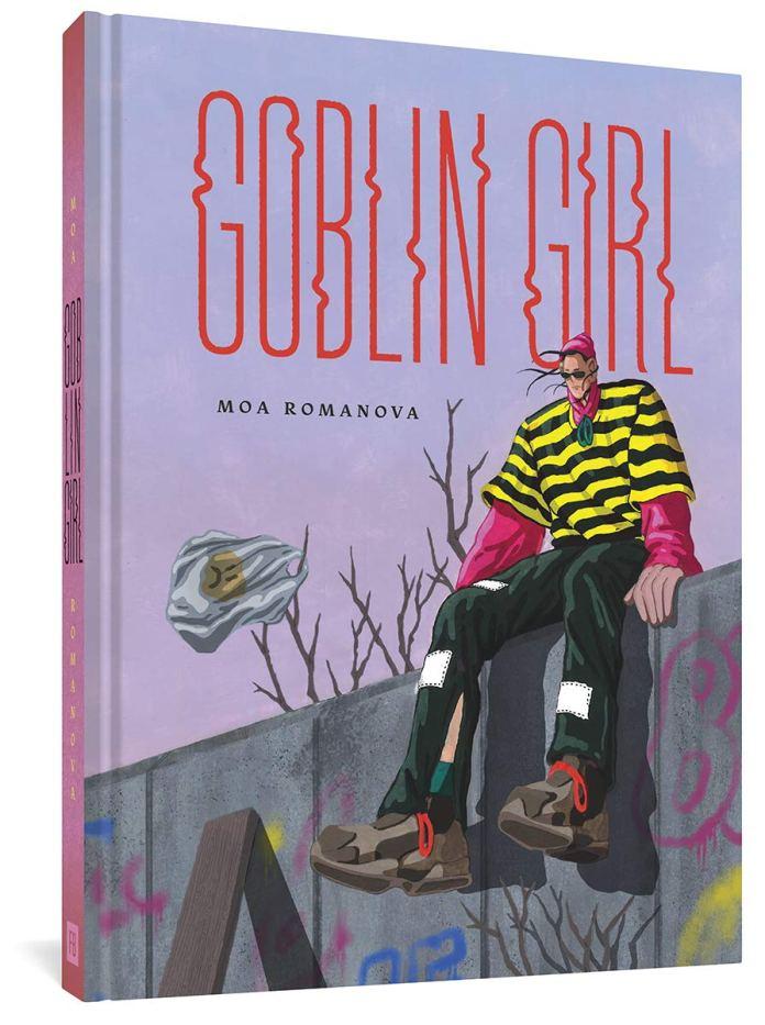 Goblin Girl: Amazon.co.uk: Romanova, Moa, Melissa Bowers: 9781683962830:  Books