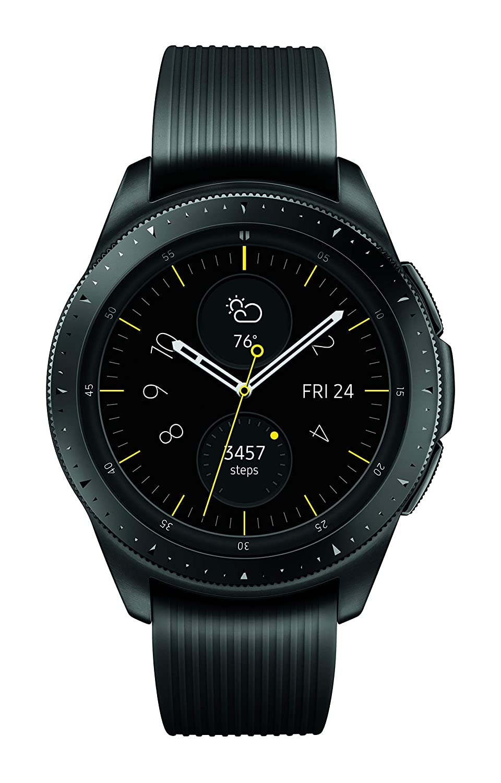 Smartwatch negrohttps://amzn.to/2C5L8uo