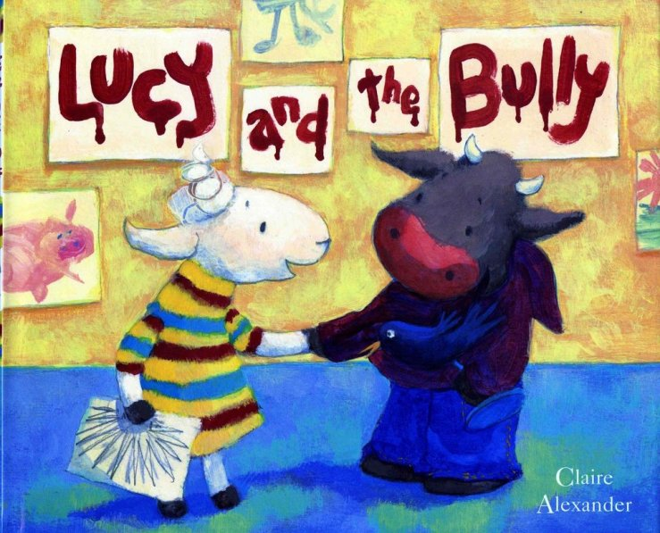 Image result for Lucy and the bully