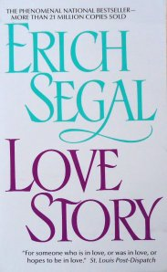 Image result for love story by erich segal