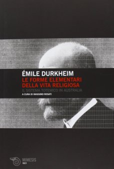 Image result for Emile Durkheim - Le forme elementari della vita religiosa. Il sistema totemico in Australia