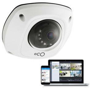 Caméra dôme sans fil extérieur Oco