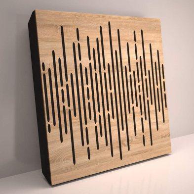 UA-acoustics Sound Absorption-Diffuse Acoustic Panel