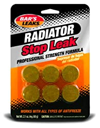 Bar's Leaks HDC Radiator Stop Leak Tablets