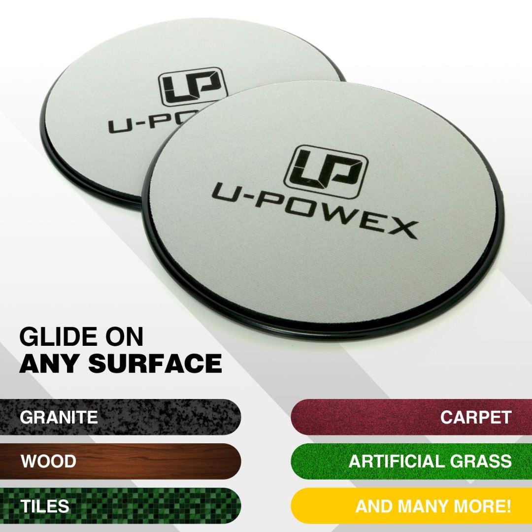 UPOWEX Exercise Sliders