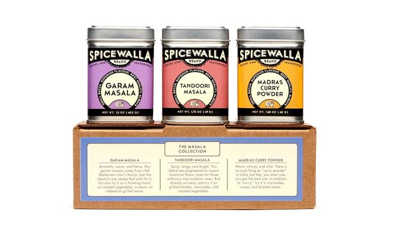Image of Spicewalla Indian Masala Spice Collection