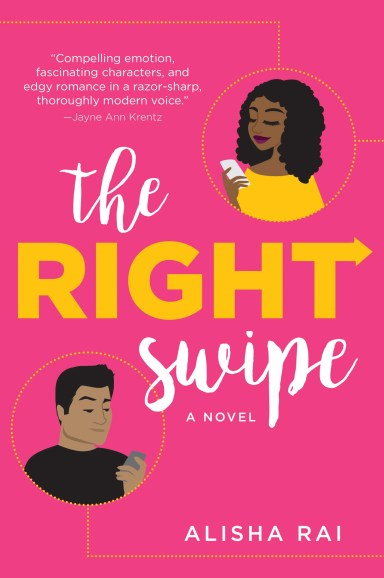 Image result for The Right Swipe by Alisha Rai