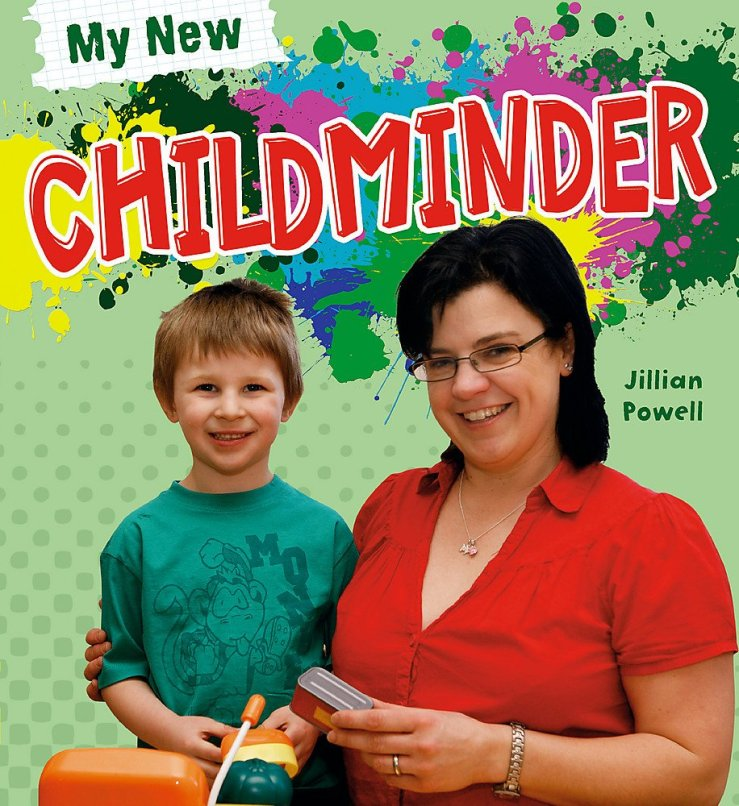Image result for My new childminder Powell, Jillian cover