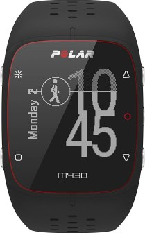 Polar M430 Reloj-GPS Frecuencia-cardíaca