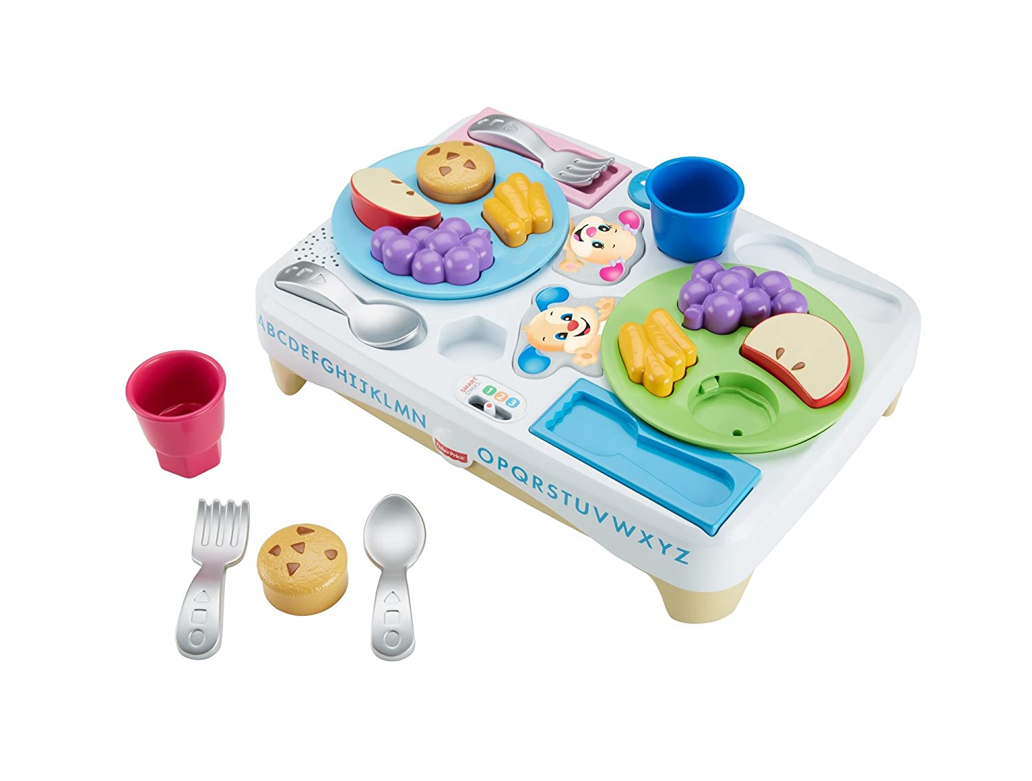 Fisher-Price Say Please Snack Set