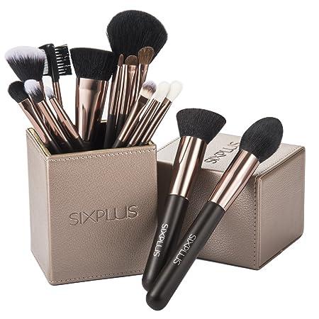 stylish good make-up brushes kit amazon sale cheap