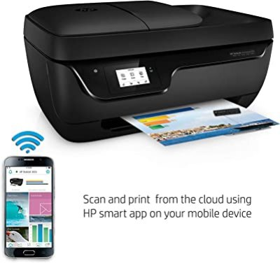 HP DeskJet 3835 All-in-One Ink Advantage Wireless Colour Printer