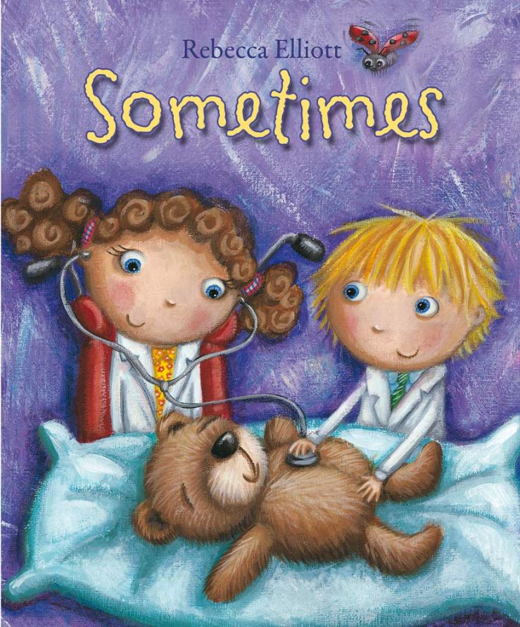 Image result for Sometimes / Rebecca Elliott.
