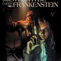 Mister Hyde contre Frankenstein - Tome 2 - La chute de la maison Jekyll : Dobbs et Antonio Marinetti