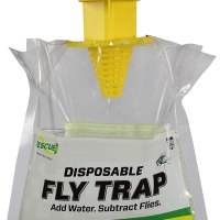 RESCUE! Non-Toxic Disposable Fly Trap Review