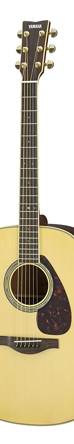Yamaha L-Series LL6 Acoustic-Electric Guitar