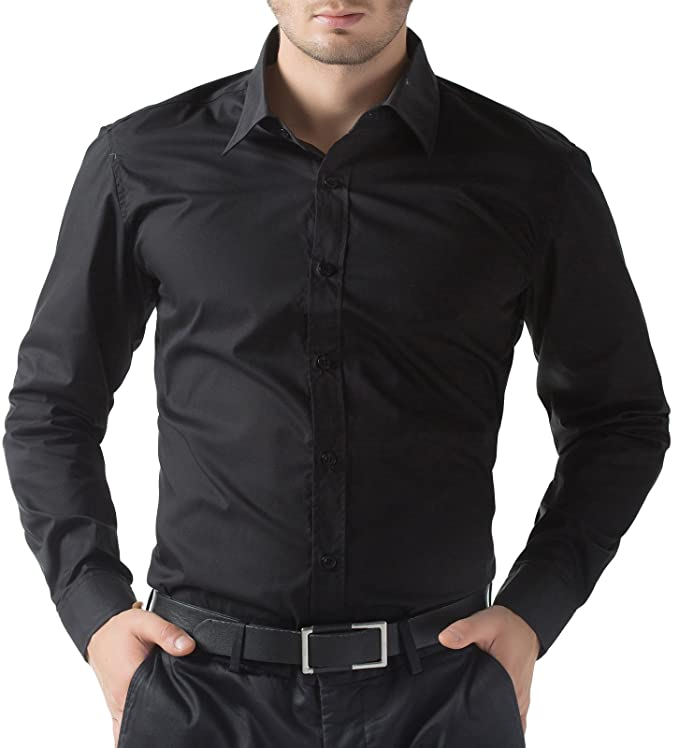 Camisa-negra-elegante-hombres-caballeroshttps://amzn.to/2K9IoSu