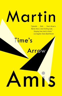 Image result for time's arrow amis