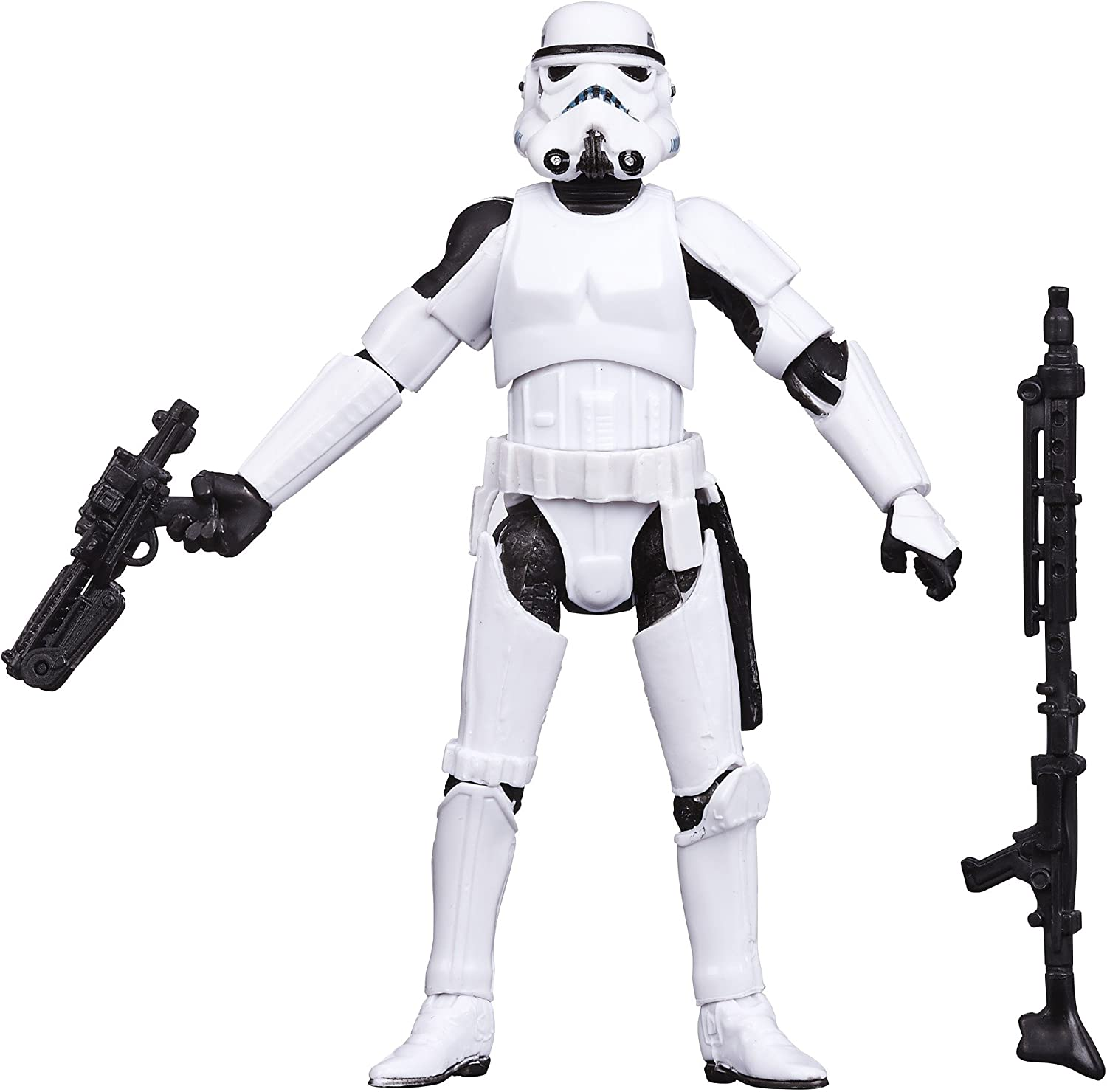 Amazon Com Star Wars The Black Series Stormtrooper 3 75 Inch Figure Toys Games
