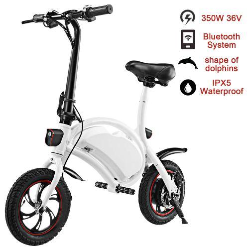 electric folding bike review