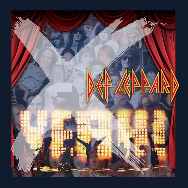 The CD Boxset: Volume Three : Def Leppard, Def Leppard: Amazon.fr: Musique