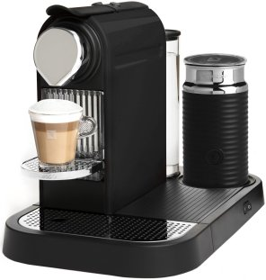 Nespresso D120-US-BK-NE CitiZ Automatic Single-Serve Espresso Maker