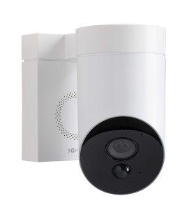 somfy oudoor camera surveillance wifi