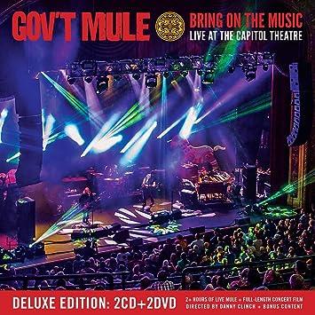 """Résultat de recherche d'images pour """"gov't mule bring on the music live"""""""