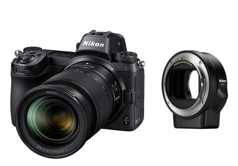 Nikon ミラーレス一眼 ニコン Z7 24-70+FTZマウントアダプターキット Z7LK24-70FTZKIT