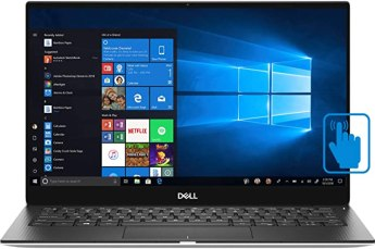 Second Best Digital Nomad Laptops - Dell XPS 13