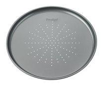 Prestige Steel 32 cm Pizza Pan - Silver