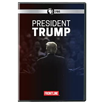 Frontline President Trump Dvd