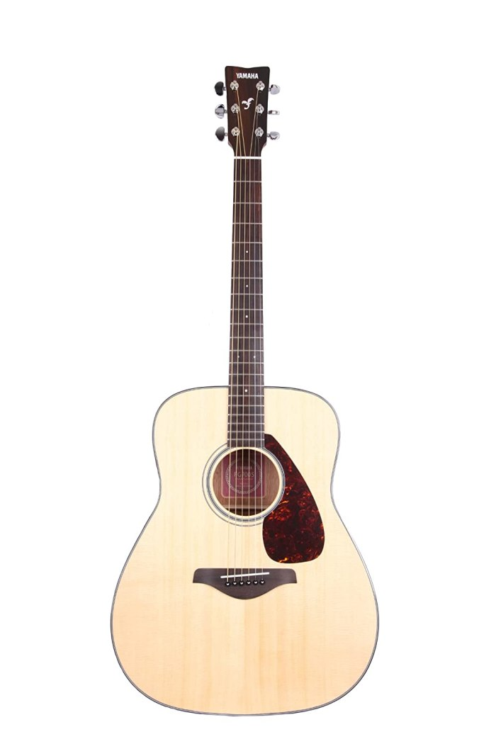 Yamaha FG700S Solid Top Acoustic Guitar Review