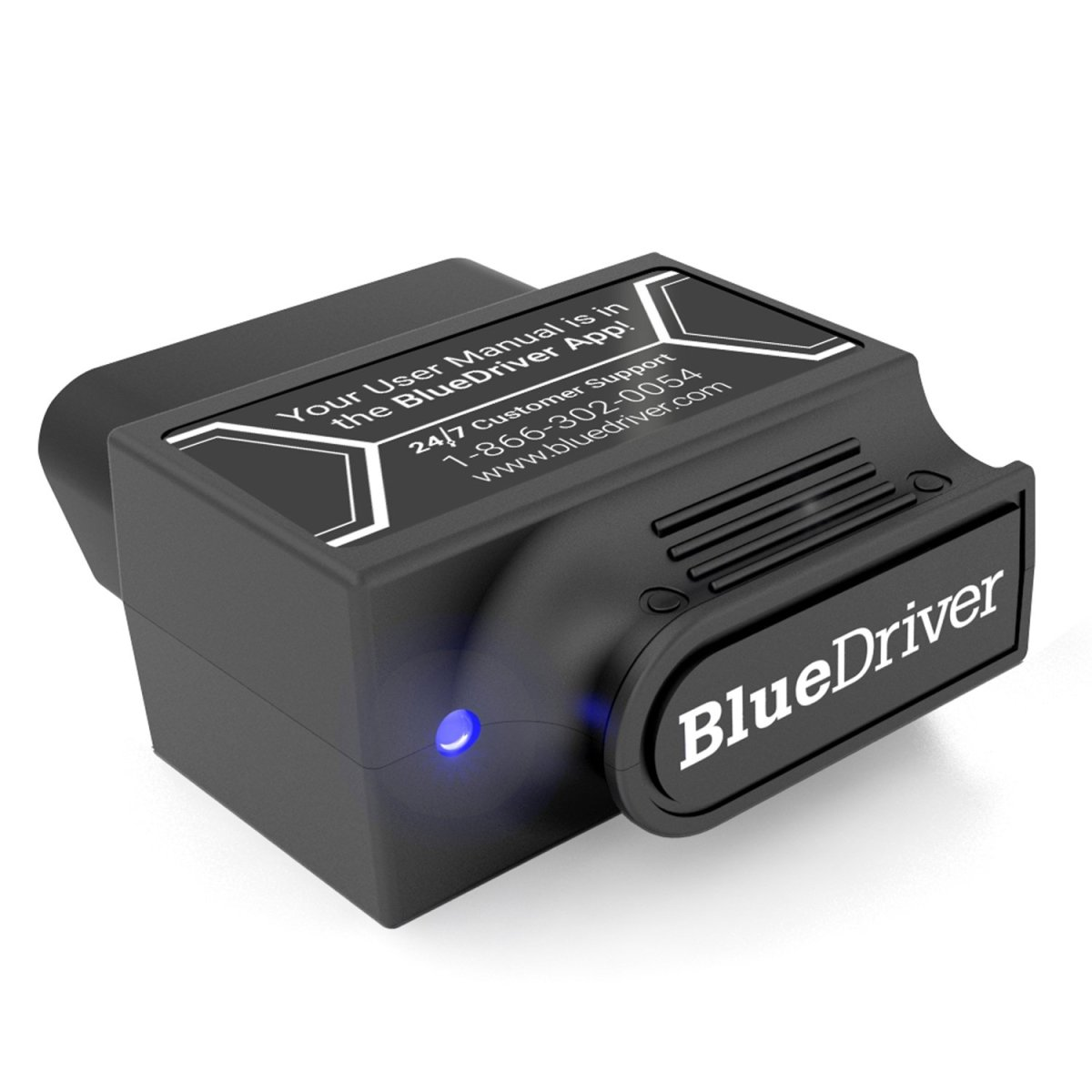 Best Car Diagnostic Scanners Reviews BlueDriver LSB2 Bluetooth Pro OBDII Scan Tool for iPhone & Android