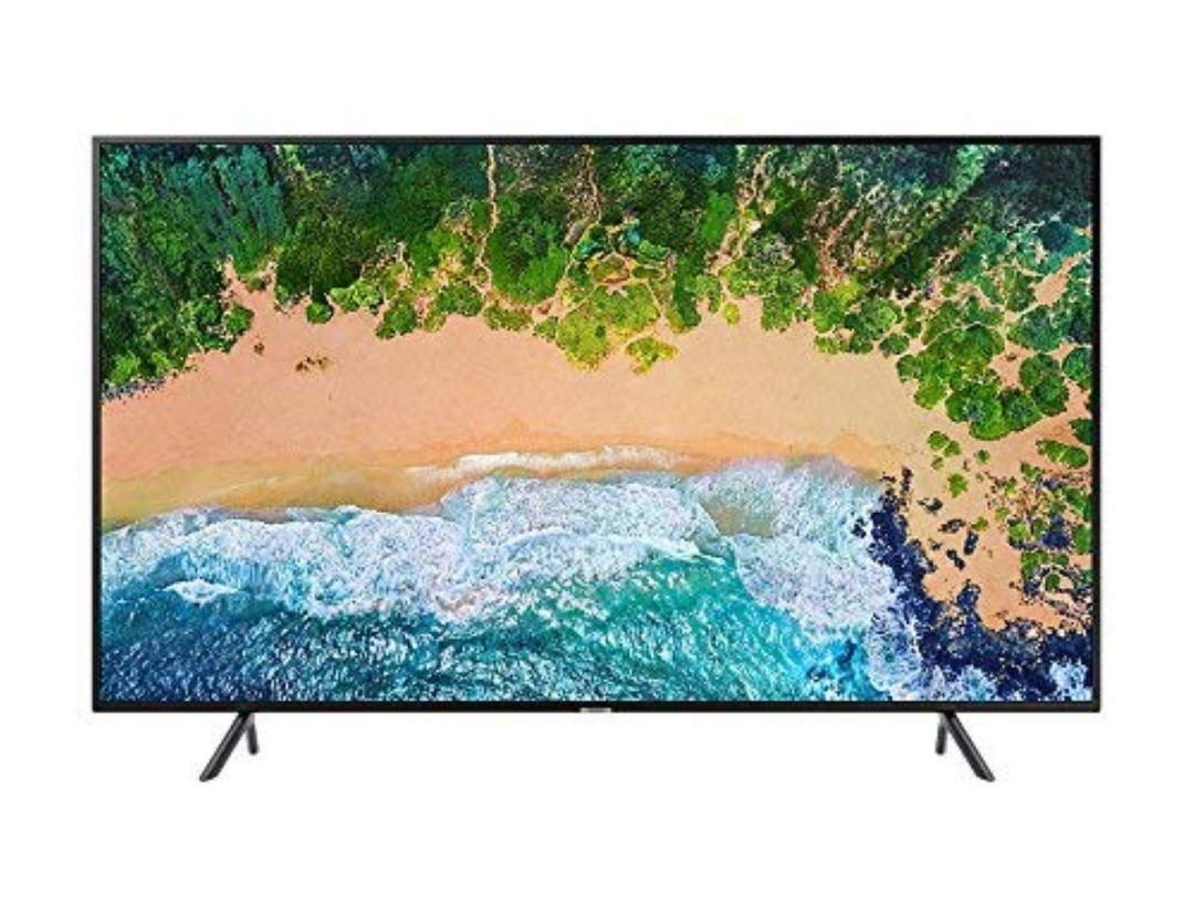 "Samsung UE40NU7192 40"" 4K Ultra HD Smart TV Wi-FI Black LED TV - LED TVs (101.6 cm (40""), 3840 x 2160 Pixels, LED, Smart TV, Wi-FI, Black)"