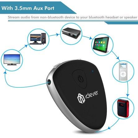 convertire in Bluetooth le cuffie con cavo per iphone 7