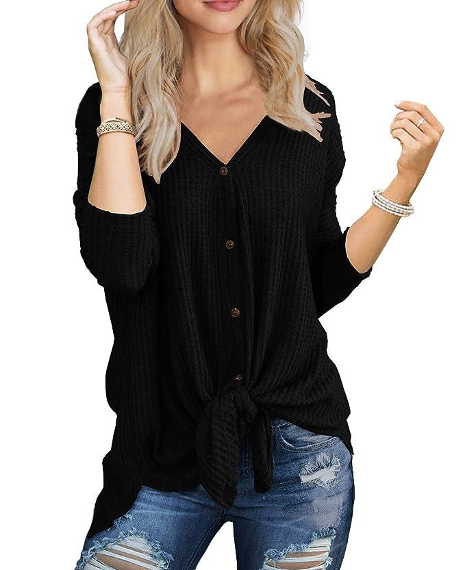 Blusa negra manga larga para mujerhttps://amzn.to/2QbgRCS