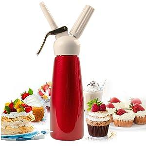 Mosa Bestwhip Whipped Cream Dispenser