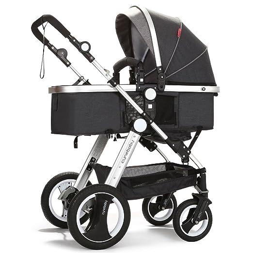 compacto cochecito de bebé negrohttps://amzn.to/2QpuZsf