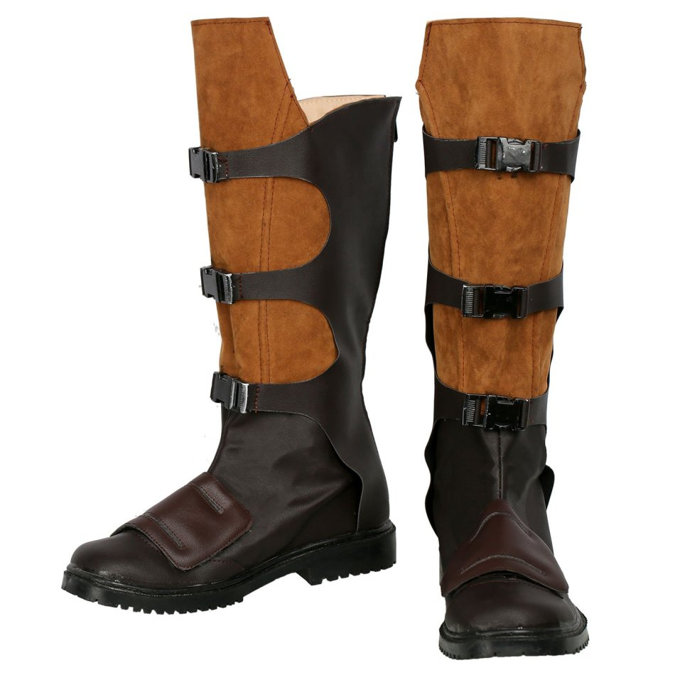 Lord Peter Cosplay Boots