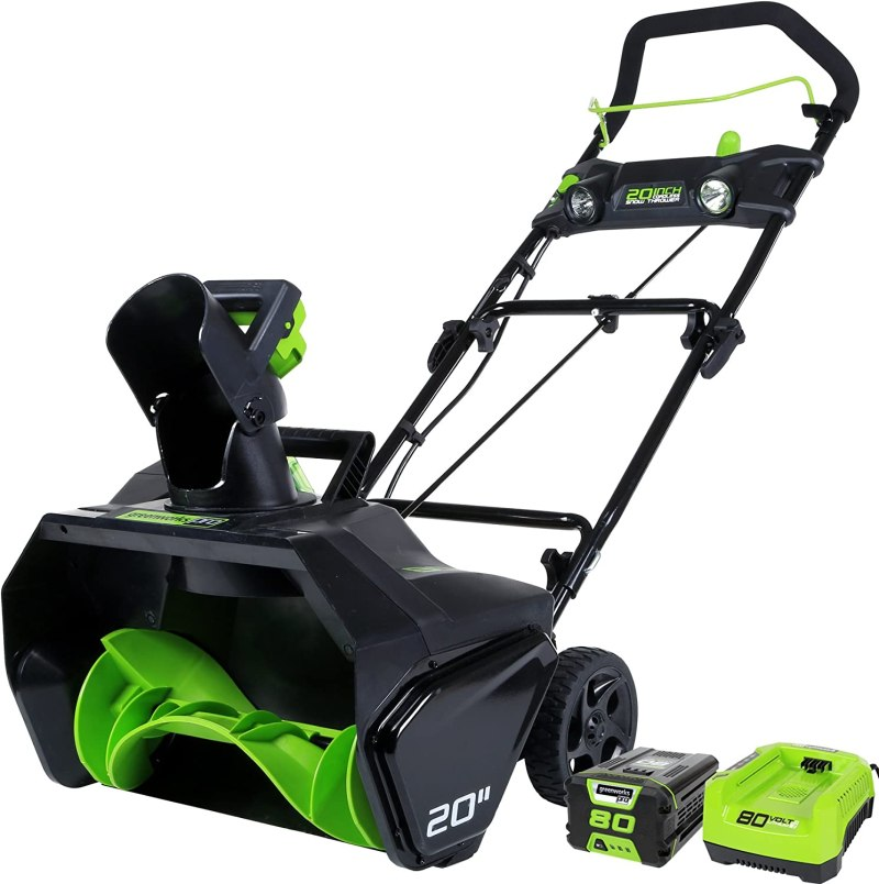 best snow blower for a woman