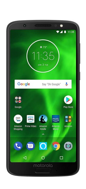 Moto G6 Smartphone Black Friday Deal 2019