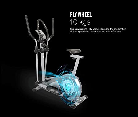 Welcare Elliptical Cross Trainer WC6020