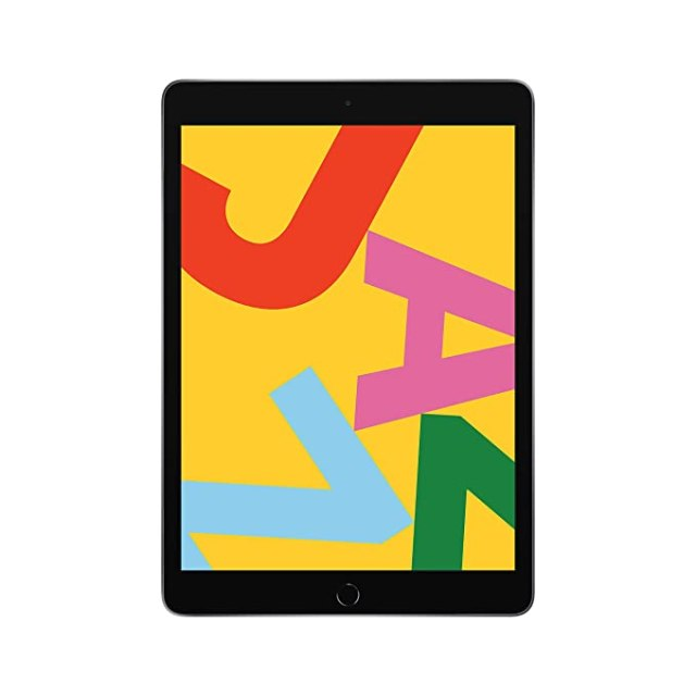 Apple iPad (10.2-inch, Wi-Fi, 128GB) - Space Grey (7th Generation)