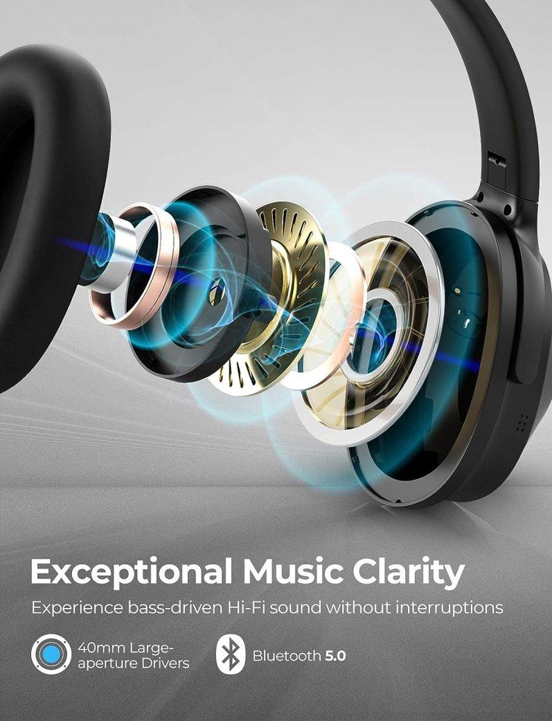 mpow h12 headphones 5