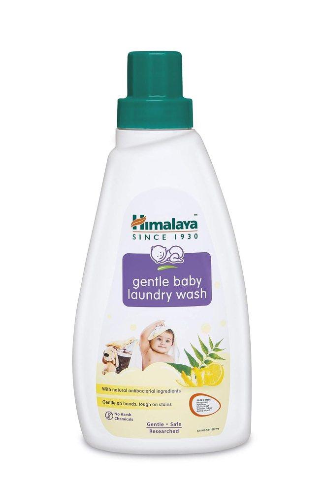 Himalaya Gentle Baby Laundry Wash 500 ml (Bottle) : Amazon.in: Baby Products