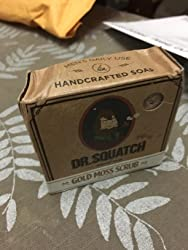 Dr. Squatch Mens Cedar Citrus Soap – Natural Exfoliating Soap Bar for Men with Cedarwood, Rosemary, Orange Organic Oils – Bar Handmade in USA Customer Image 2