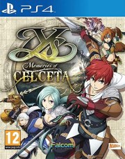 Ys Foliage Ocean in Celceta : Kai PS4 PKG