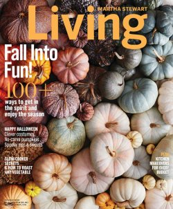 Martha Stewart Living Annual Subscription for only $5!! Get it NOW!!