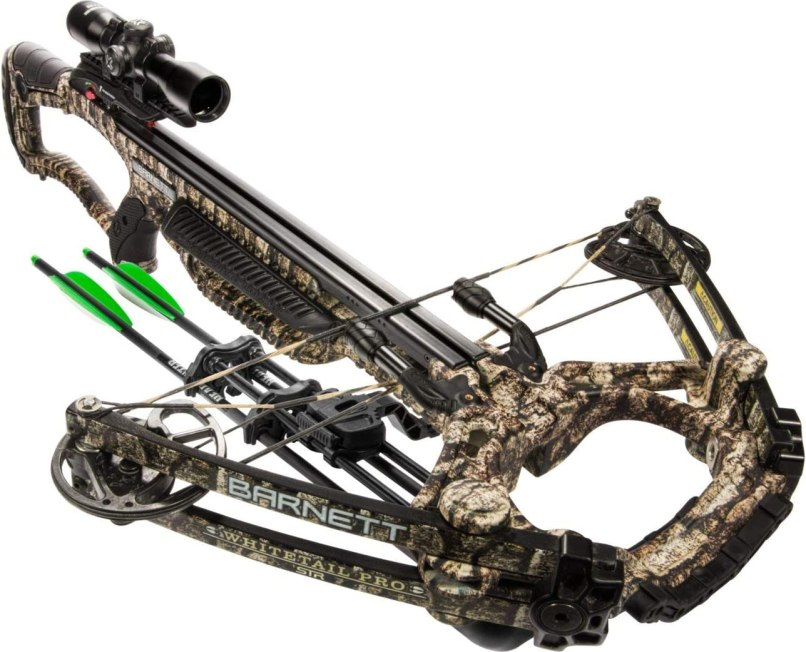 Bar78004 Whitetail Pro Str Crossbow